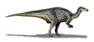 Full Color Camptosaurus