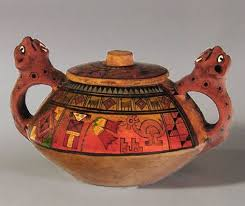 Ancient Peruvian Pottery