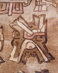 Ancient Textile from Peru