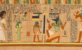 Painting from Ancient Egypt