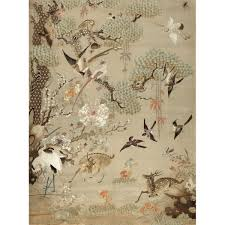 Japanese Embroidered Tapestries